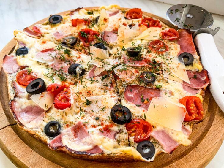 Pizza z patelni w 5 minut