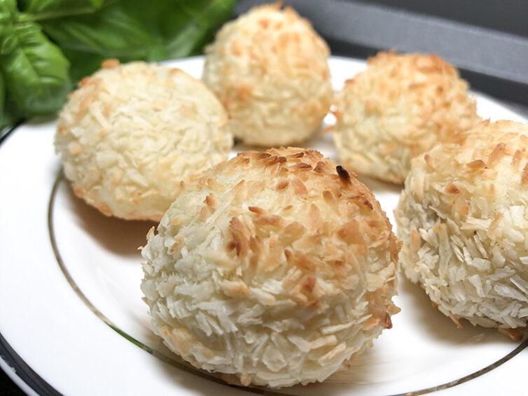 Kokosanki z 2 składników