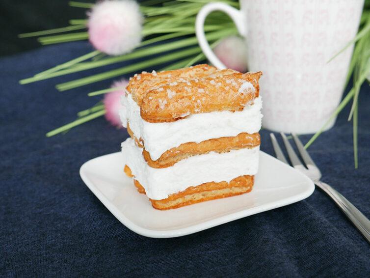 Ciasto leniuszek
