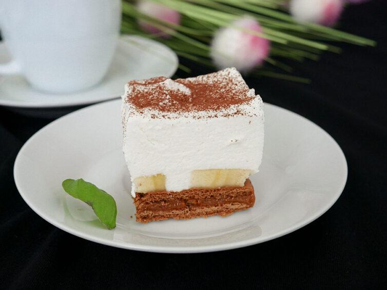 Banoffee pie – pyszne ciasto bez pieczenia w 10 minut