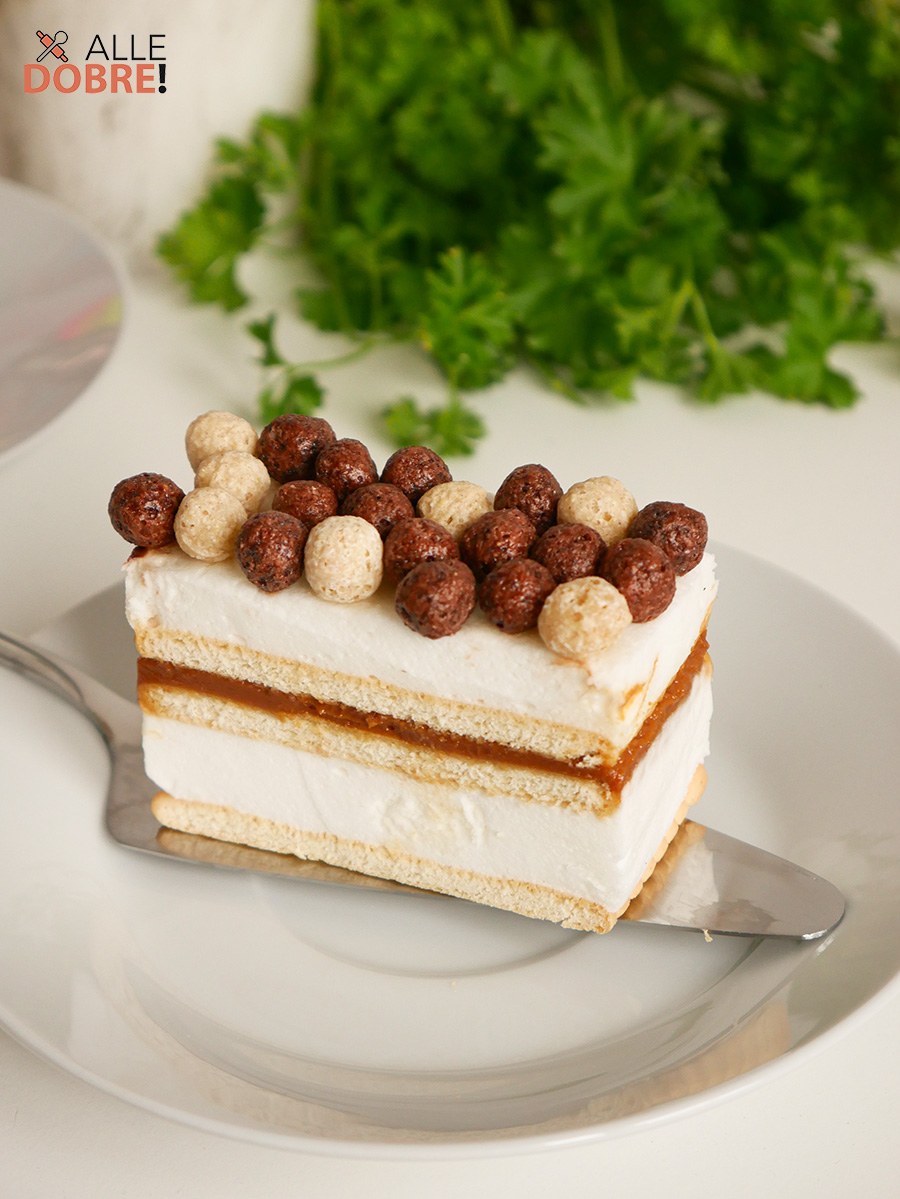 ciasto okruszek przepis