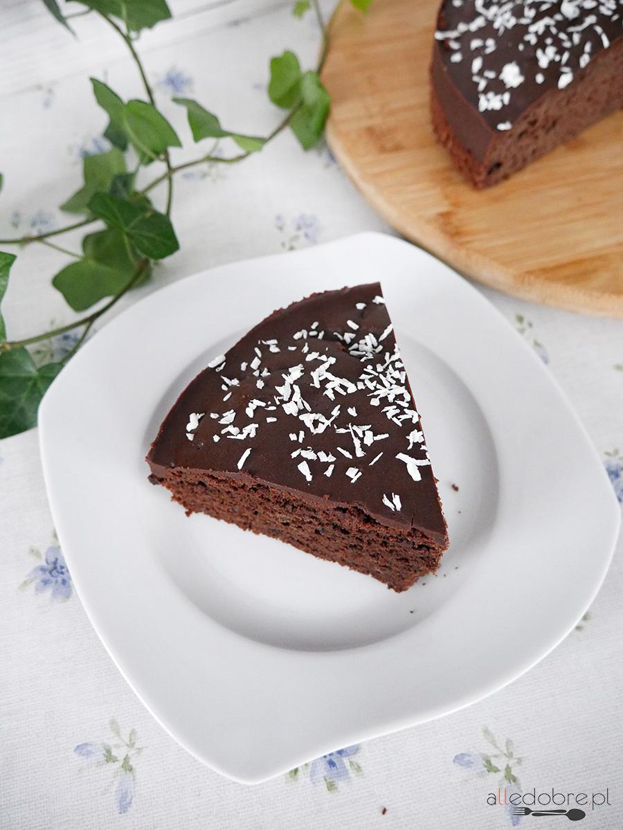 przepis na ciasto murzynek